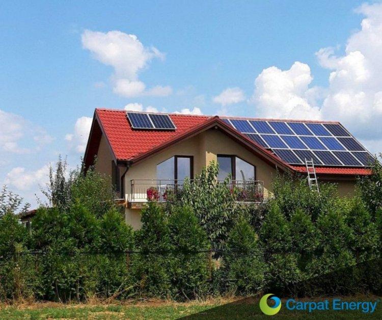 Construieste pentru a avea un viitor! Energia solara este prezentul viitorului!