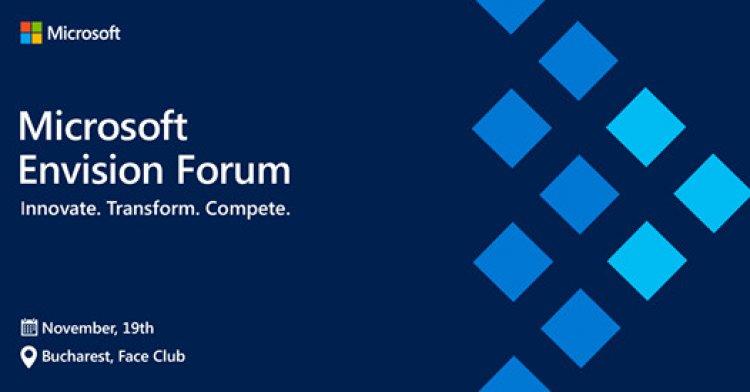 "Asseco SEE participă la Microsoft Envision Forum în calitate de ""Partner Of The Year"""