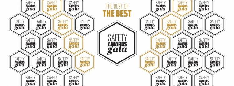 Cea de-a 4a editie a competitiei SAFETY AWARDS intra in linie dreapta