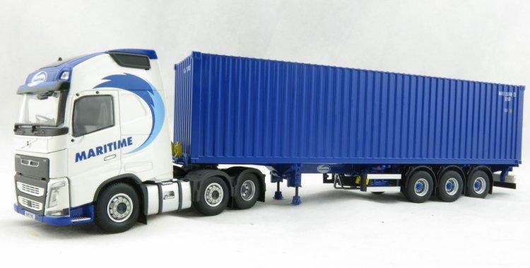 Euroluc – furnizorul de containere și camioane la mâna a doua pentru români