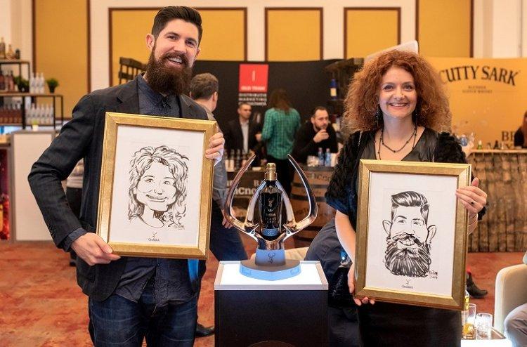 Alexandrion Group – cel mai puternic portofoliu de la Whisky Fest 2019
