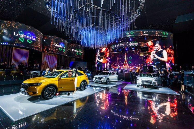 MARCA DS AUTOMOBILES A AJUNS OFICIAL ÎN ROMÂNIA