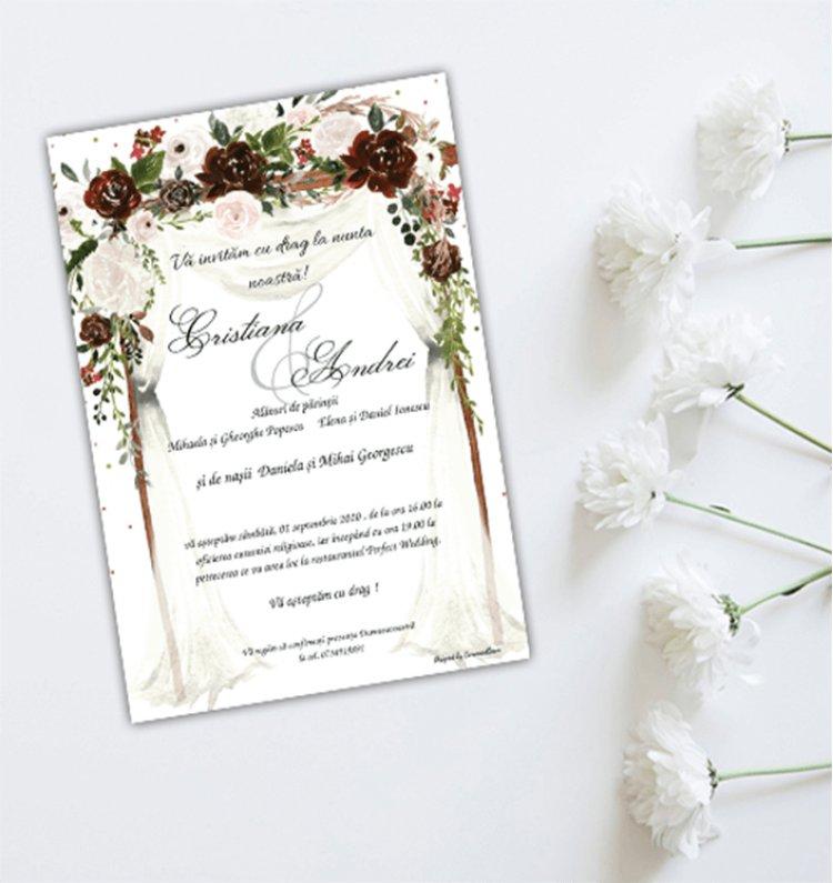 Ghidul invitațiilor de nuntă pentru 2020