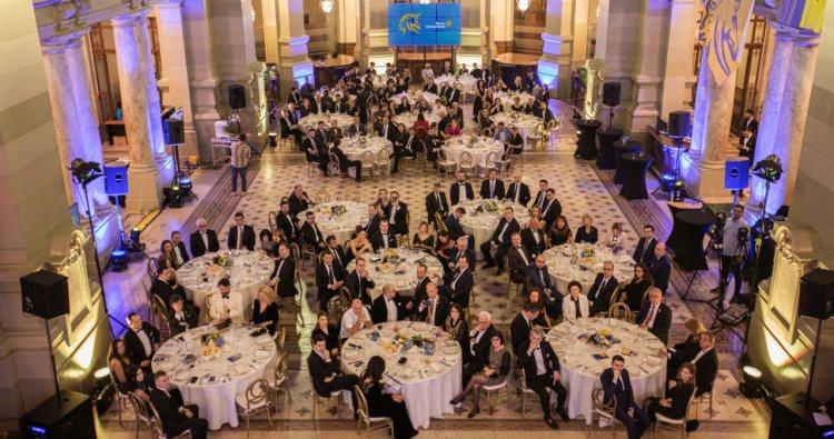 Ceremonia oficială de Chartare Rotary Club București Excelsior și lansarea proiectului Society 5 - Super Smart Young People