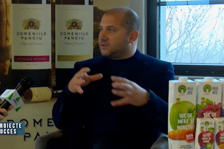INTERVIU – Răzvan Vasile: Ana Are doar fructe, sănătate din natură și poftă de viață