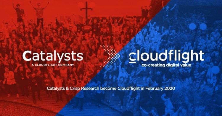 Catalysts Software devine Cloudflight
