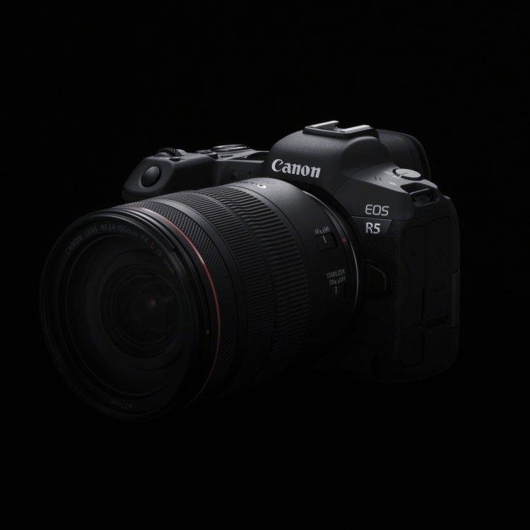 Canon anunţă dezvoltarea modelului EOS R5, un aparat foto cu filmare 8K, ce va schimba domeniul fotografiei