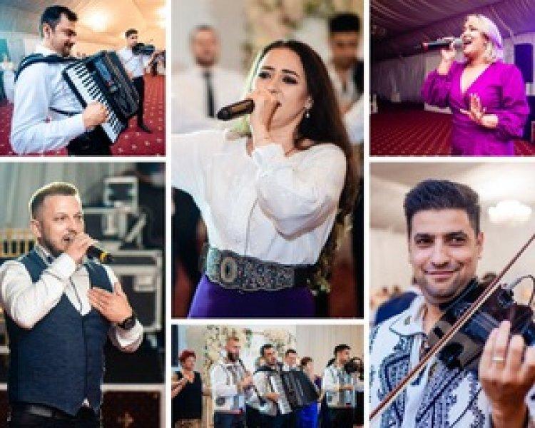 Petreceri de nunta de neuitat cu formatia Grand Music Events