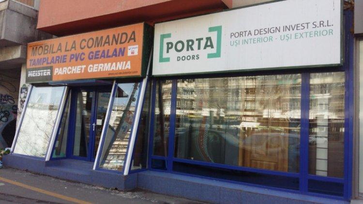 Uși metalice de interior și exterior prin Porta Design Invest SRL București