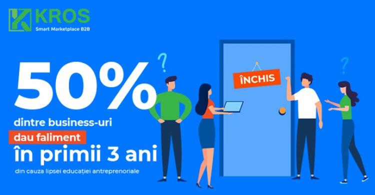 Kros.ro – Primul Smart Marketplace B2B din România