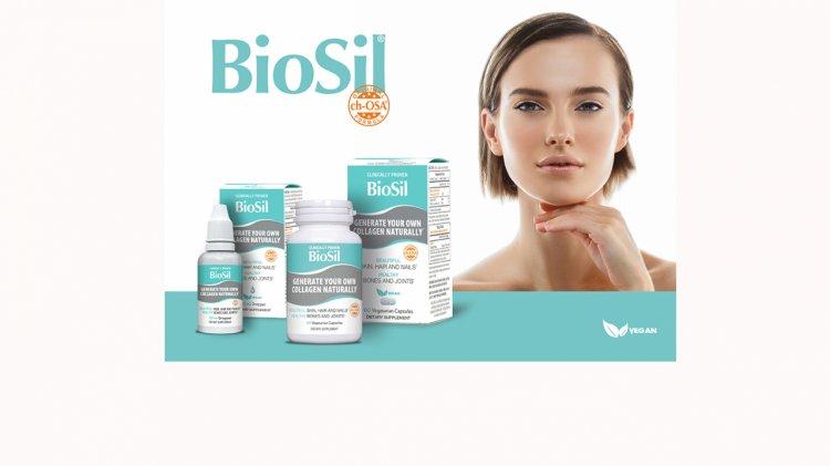 Acum în România BioSil, PRIMUL și SINGURUL Generator avansat de colagen