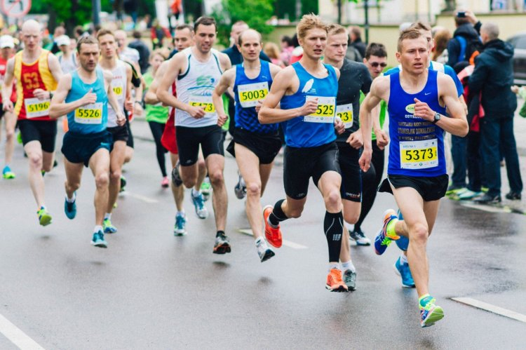 Cum să organizezi o competiție sportivă de alergare