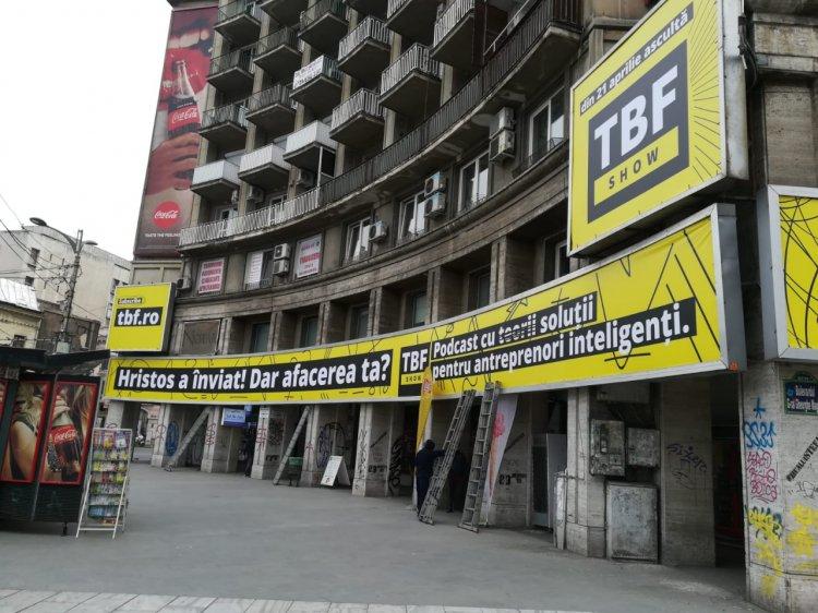 Antreprenorul Răzvan Căzănescu lansează TBF Show, primul podcast cu soluții pentru afaceri