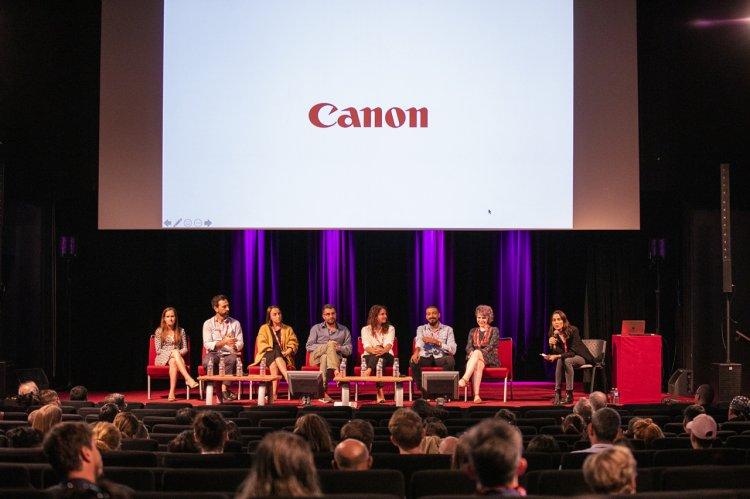 Canon celebrează poveştile create de studenţi şi de profesionişti, în cadrul evenimentului Visa pour l'Image 2020