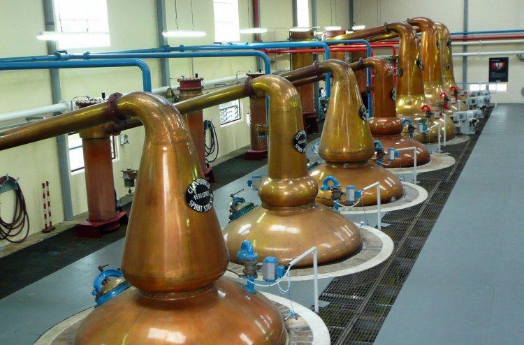 Cele mai faimoase distilerii de whisky din lume