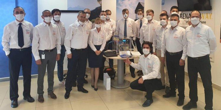 Senior Software participa alaturi de Electroarges, Dacia si Universitatea din Pitesti la crearea unui ventilator care ar putea a