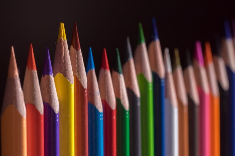 Coloratul pentru adulți: cea mai simplă terapie împotriva stresului