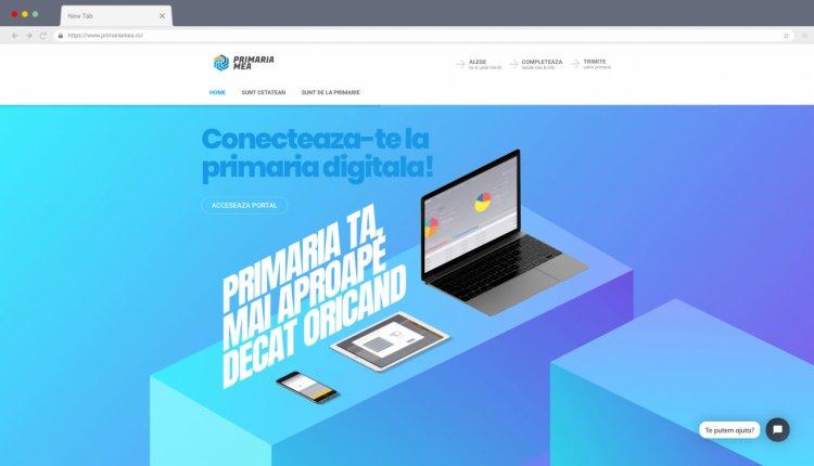 Primariamea.ro - Portalul primariilor digitale