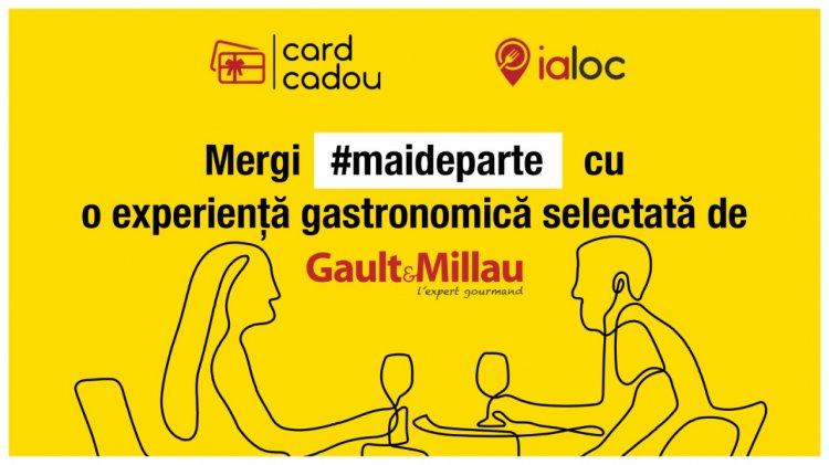 GAULT&MILLAU SI IALOC DEVIN PARTENERI ÎN SPRIJINIREA GASTRONOMIEI ÎN ROMÂNIA