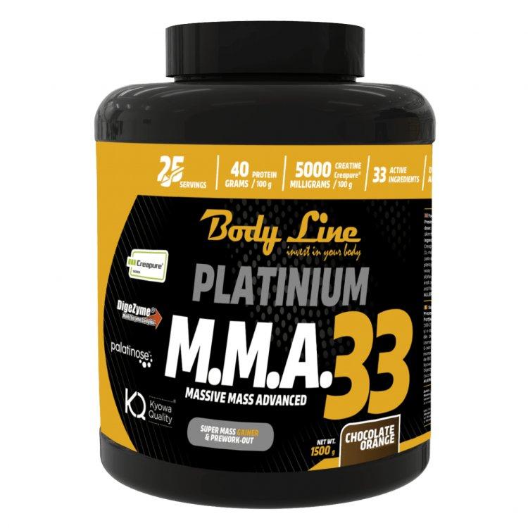 Creste-ti masa musculara cu Massive Mass Advanced 33