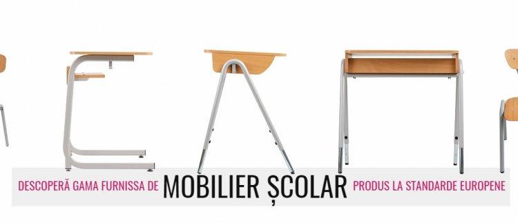 Furnissa: mobilierul scolar de calitate