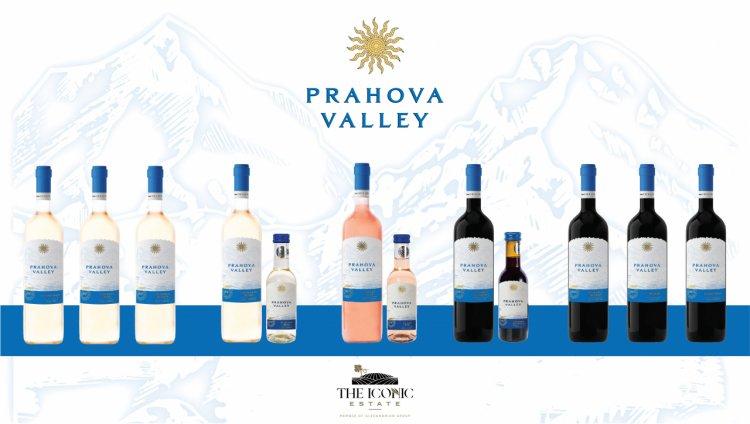 Gama de vinuri Prahova Valley, produsă de Crama THE ICONIC ESTATE, are o nouă identitate vizuală şi o nouă structură de po