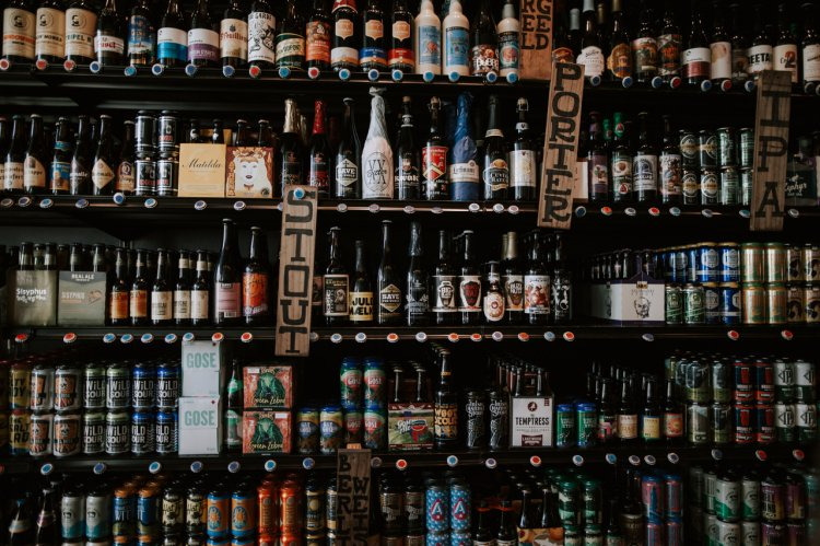 Tipuri de bere comercializate online