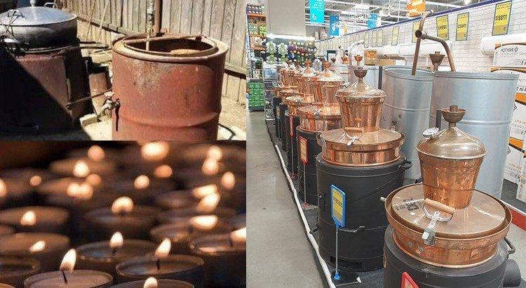 Comercializare instalațiiilor pentru distilarea alcoolului, afacere ilegală? Demersuri CMB în acest sens către instituțiile