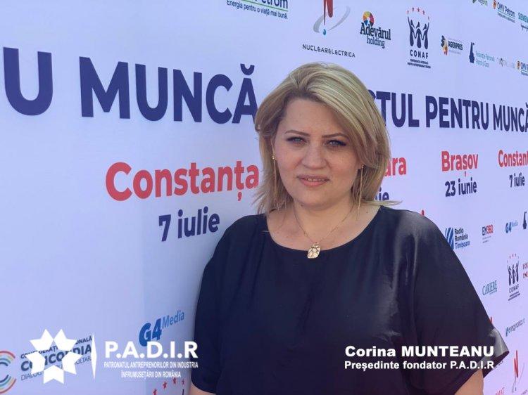 Patronatul Antreprenorilor din Industria Înfrumusețării din România (PADIR) se alătură Confederației Naționale pentru An