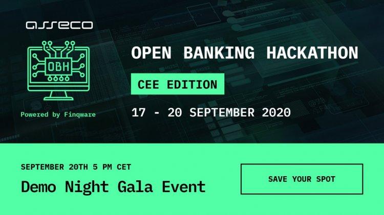 Asseco SEE devine partener principal al Open Banking Hackathon – Ediția CEE Online din 17-20 Septembrie 2020
