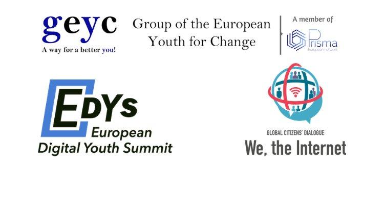 EDYS20 & We the internet- Conferință de presă online globală 9 octombrie