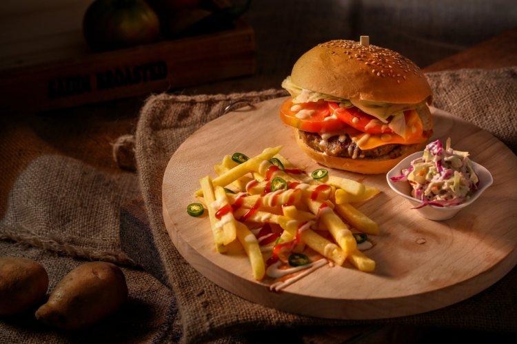 Cum poți recunoaște rapid un burger făcut ca la carte?