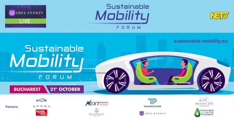 Sustainable Mobility Forum 2020: pandemia COVID-19 și importanța unui transport sustenabil