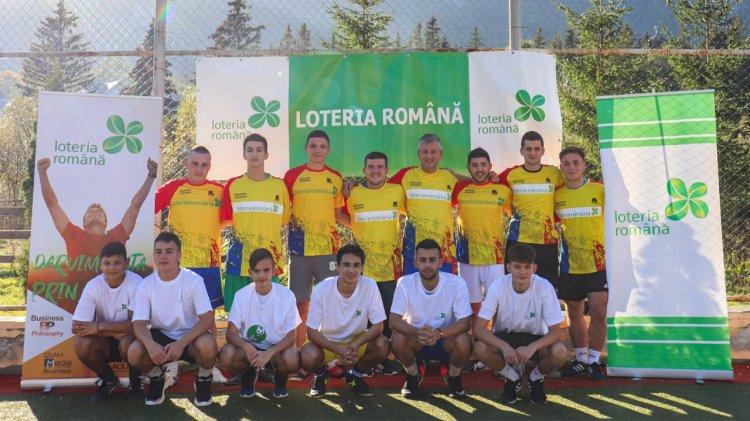 Campioni mondiali și cea mai bună jucătoare din lume au participat la acțiunea Loteriei Române de la Bușteni