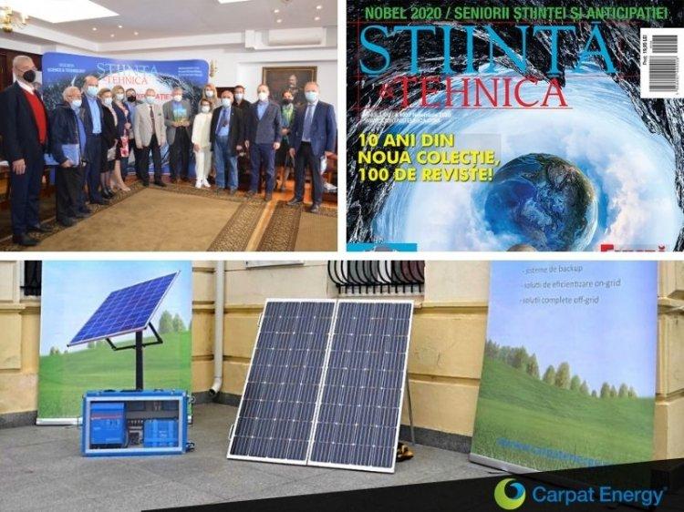 Revista Știința & Tehnica cheamă societatea civilă la normalitate și educație - 100 din noua colecție!