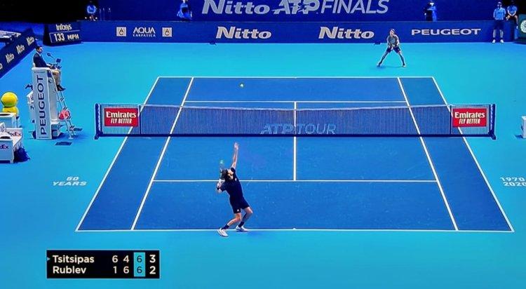 Aqua Carpatica, brandul Campionilor în ediția jubiliară ATP de la Londra