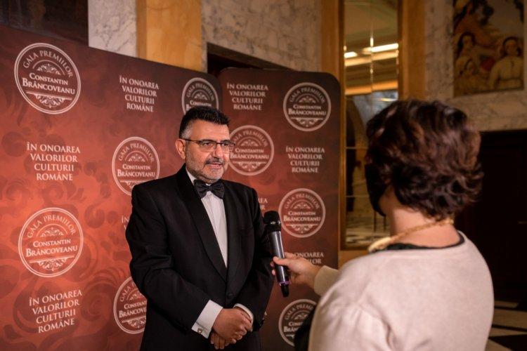 Pe 19 noiembrie a avut loc decernarea Premiilor Constantin Brâncoveanu 2020