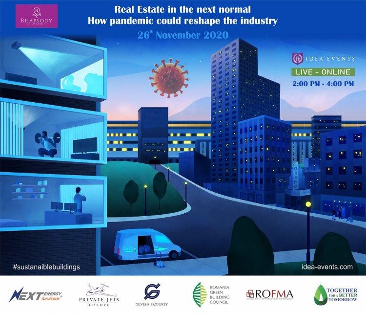 Cum s-a adaptat industria de real estate la noua realitate provocata de pandemia COVID 19