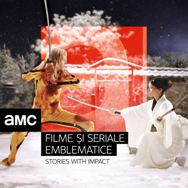 Televiziunea AMC continuă seria de filme emblematice, în luna decembrie