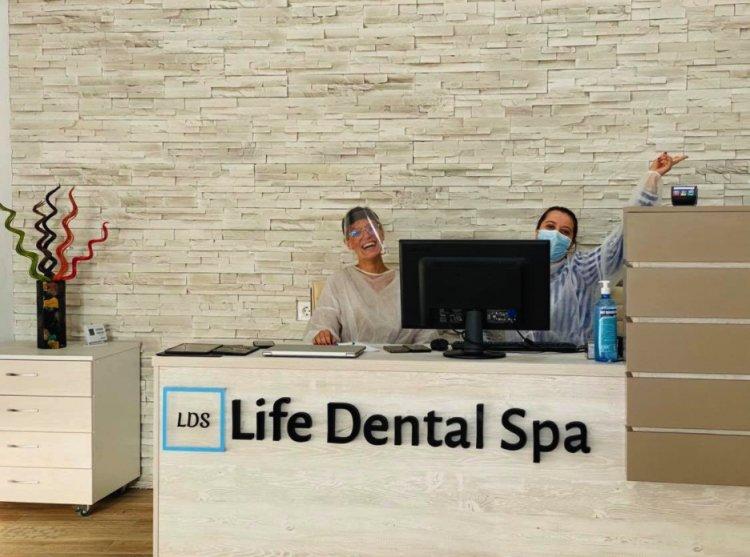 Cum poți avea dinți noi în doar 24 de ore? Află de la experții Life Dental Spa Iași!