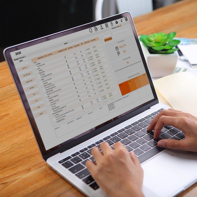 Senior Software a lansat HR Budgeting - aplicatia de bugetare pentru HR