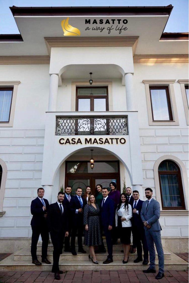 Casa Masatto, o noua locatie pe care sa o descoperiti