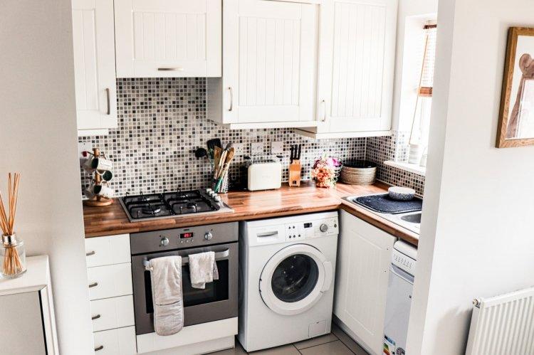 Cum să amenajezi o bucătărie mică
