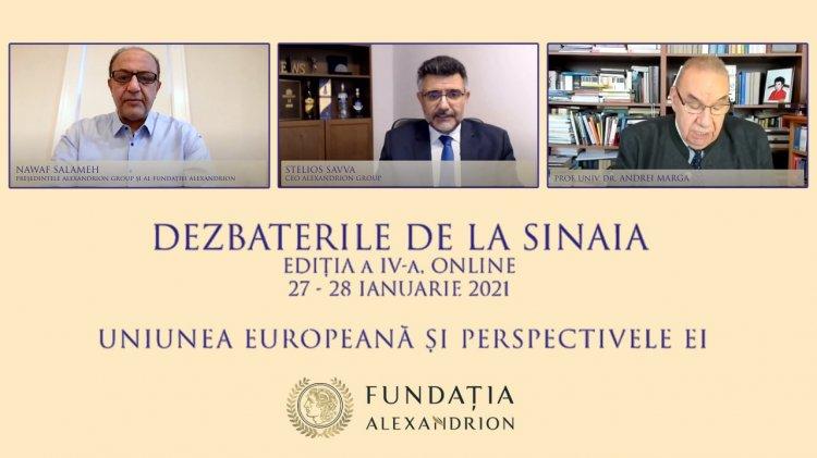 """Cea de-a IV-a ediţie a """"Dezbaterilor de la Sinaia"""" a reunit lideri de opinie din multiple domenii, care au discutat despre"""