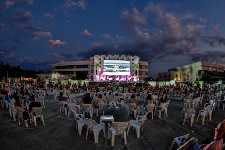 Arena Tei – cum să lansezi un brand de evenimente în pandemie