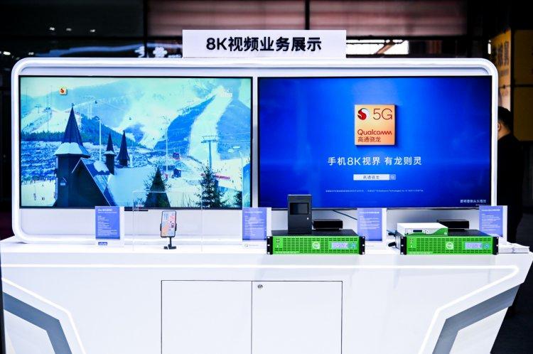 vivo prezintă tehnologia 5G mmWave folosită pentru redarea video 8K UHD în cadrul MWC Shanghai 2021