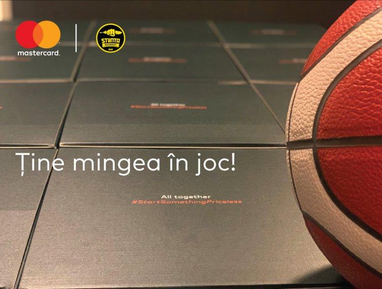 Mastercard aduce baschetul mai aproape de fanii acestui sport și de publicul larg
