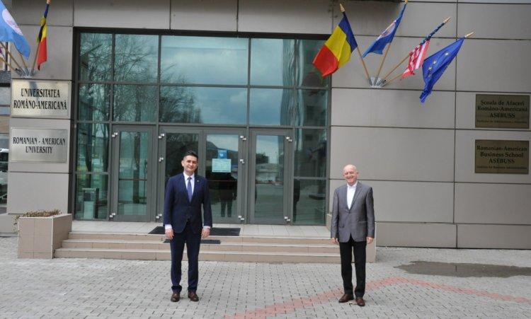 Școala de Afaceri ASEBUSS și Universitatea Româno-Americană, consorțiul educațional privat din România