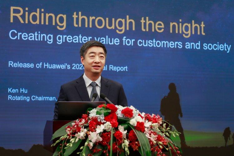 Huawei lansează Raportul Anual pentru 2020