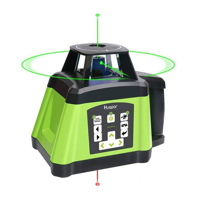 Nivele laser de calitate – oferta Huepar.ro!